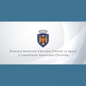 Direcţia Generală Educaţie, Tineret şi Sport a Consiliului municipal Chişinău reiterează necesitatea respectării cerințelor de protecție în perioada de pandemie